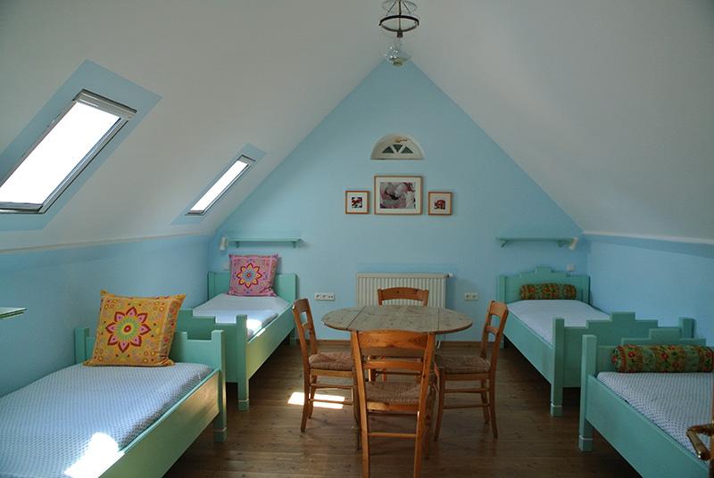 Zimmer 13 - Gästehaus - 1. Etage