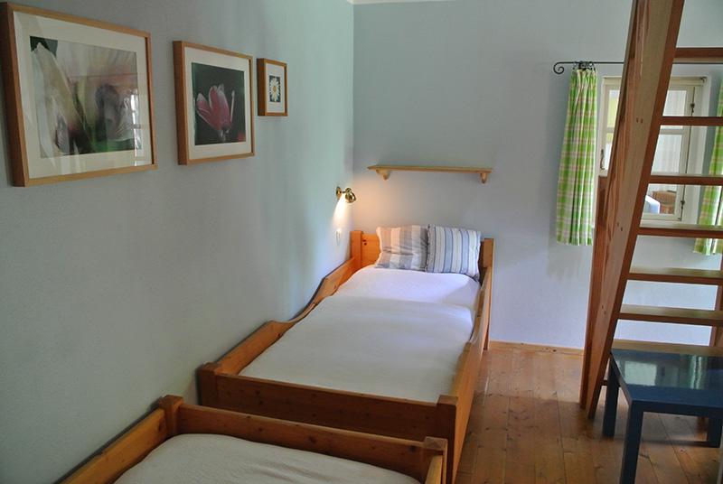 Zimmer 8 - Gästehaus - EG