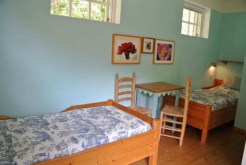 Zimmer 5 - Haupthaus - EG